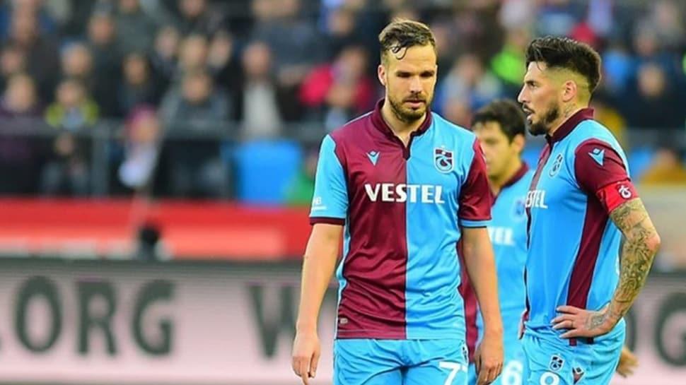 Trabzonspor'da sıcak saatler: Jose Sosa ve Filip Novak...