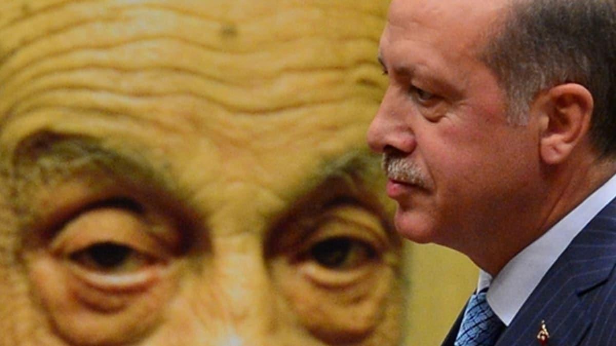 Başkan Erdoğan'dan 'Necip Fazıl' paylaşımı