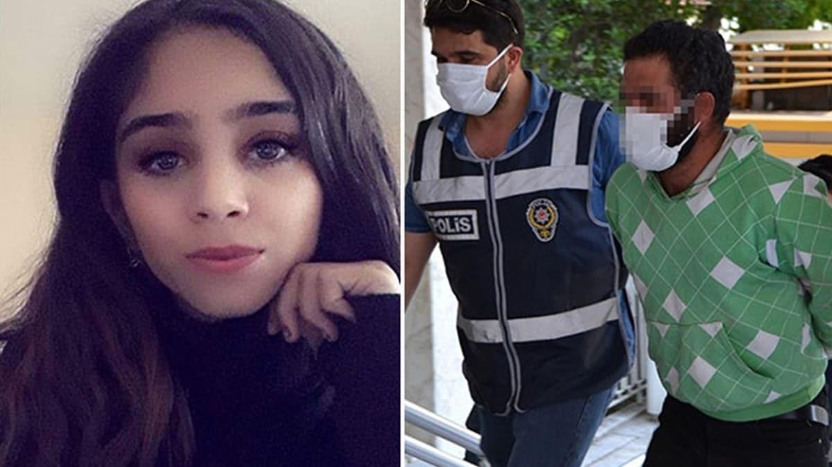 17 yaşındaki Ceren'in katilinin ifadesi ortaya çıktı... Akılalmaz savunma