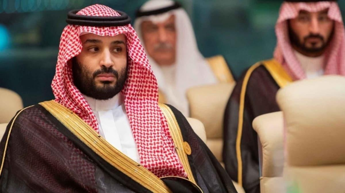 Veliaht Prens akıllanmadı: Sürgündeki ismin çocuklarını rehin aldı
