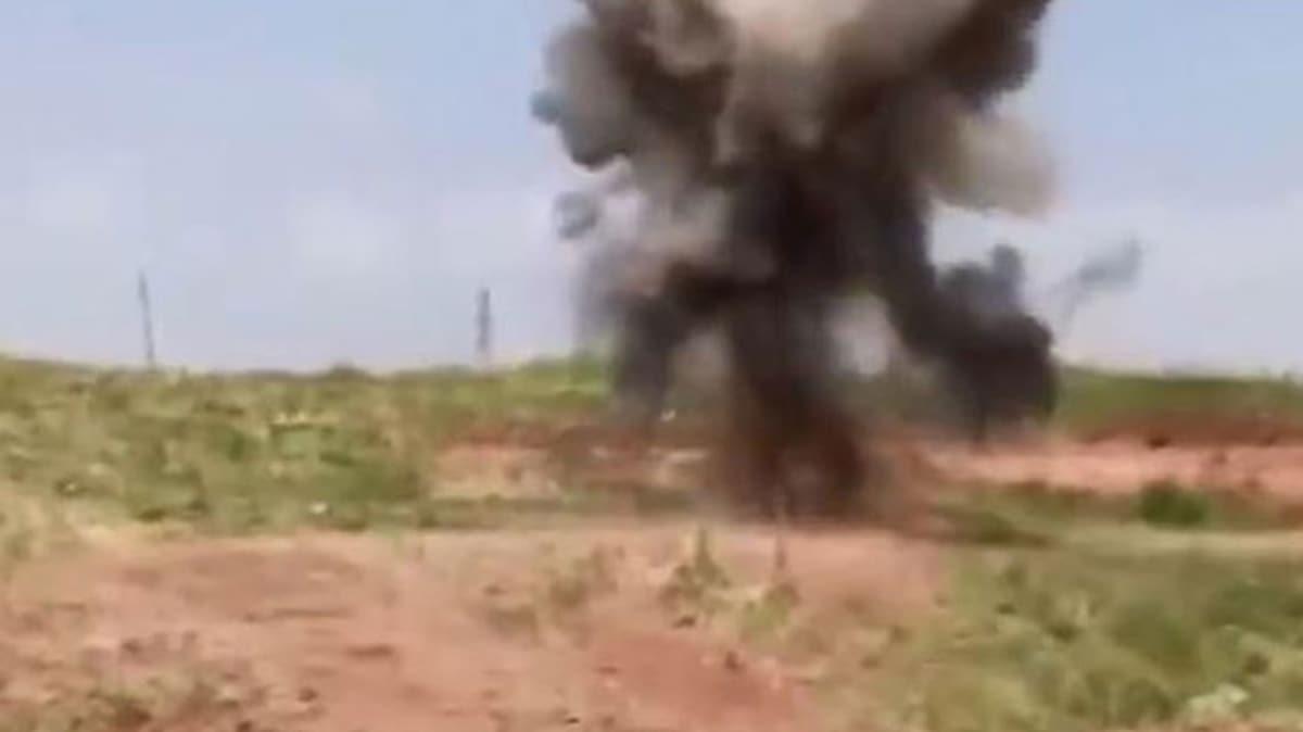 Şırnak'ta 11 adet antitank mayını imha edildi