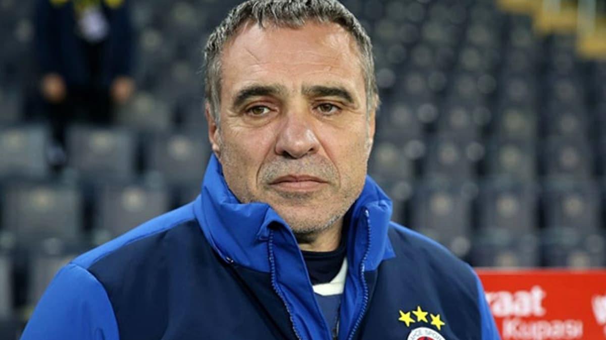 Ersun Yanal: İhtiyacı olduğu her zaman Fenerbahçe'nin yanındayım