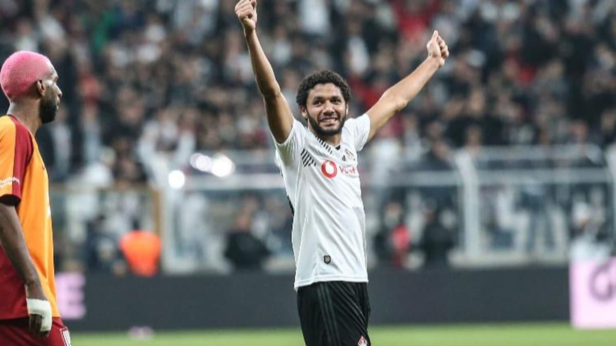 Elneny, Beşiktaş'a ihtarname çekti: 'Alacaklarım ödenmezse sahaya çıkmam!'