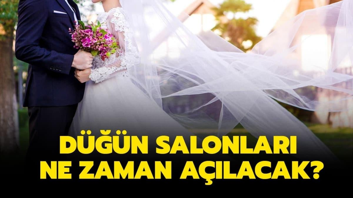 """Düğün salonları açıldı mı"""""""