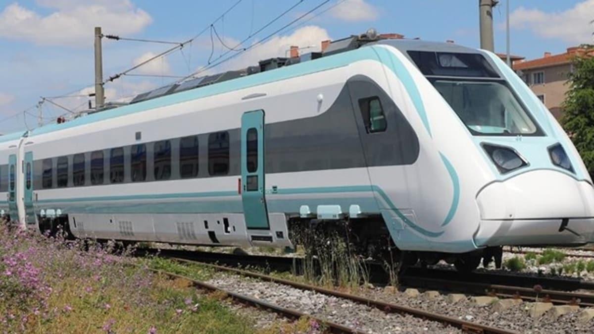 Milli Elektrikli Tren, 29 Mayıs'ta raya inecek