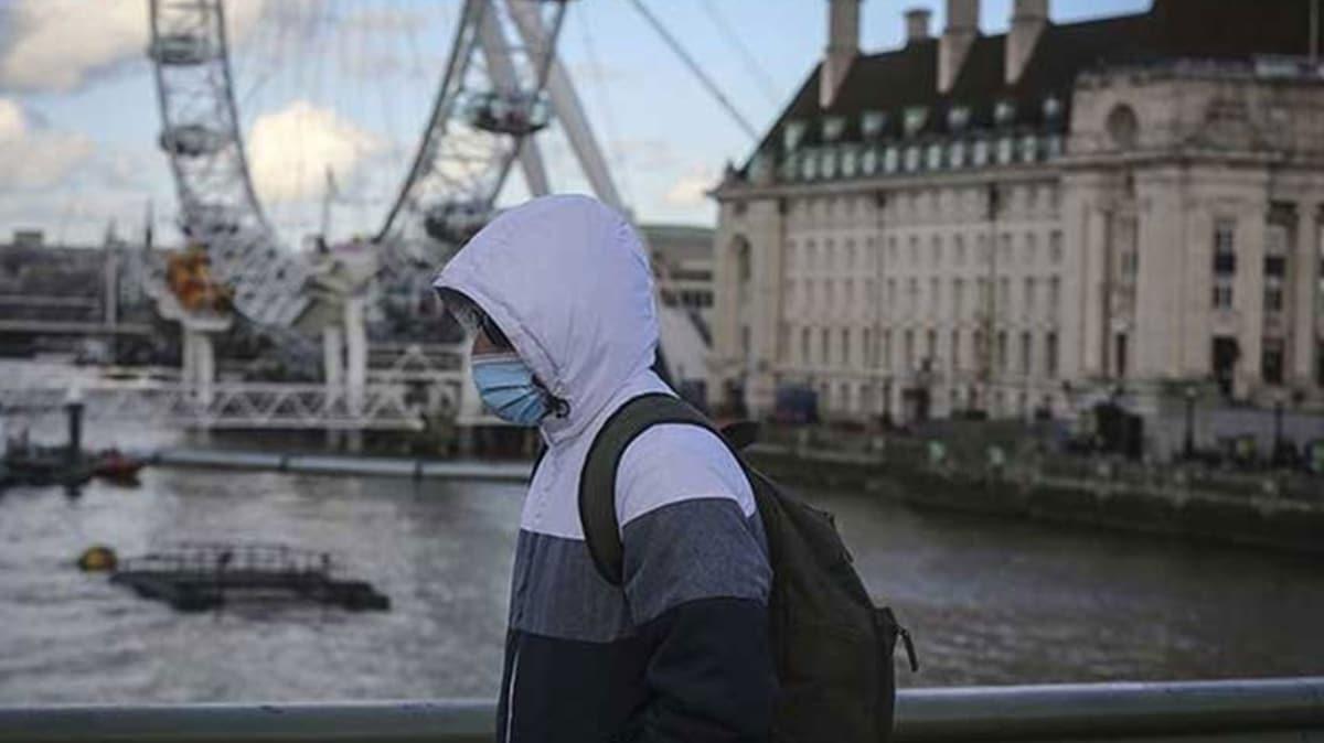İngiltere'de can kaybı 37 bini geçti
