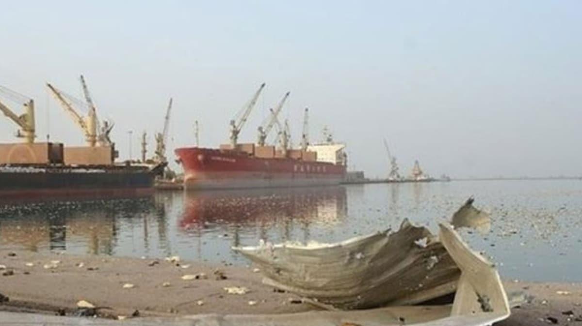 Yemen'den uluslararası topluma Kızıldeniz'deki petrol tankeri için harekete geçme çağrısı