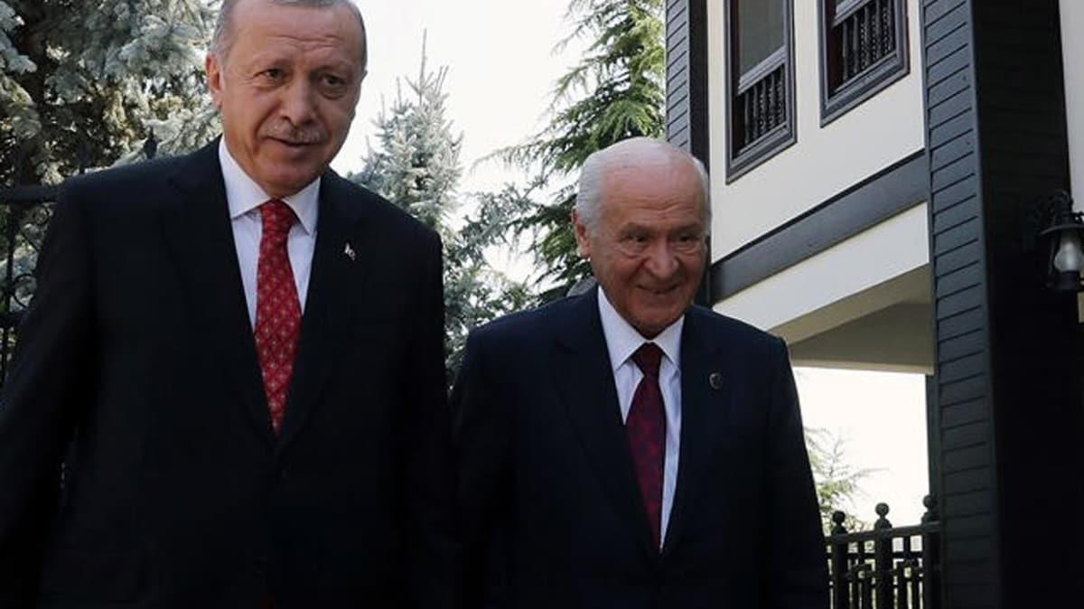 Demokrasi ve Özgürlükler Adası açılışına Başkan Erdoğan ile Bahçeli de katılacak
