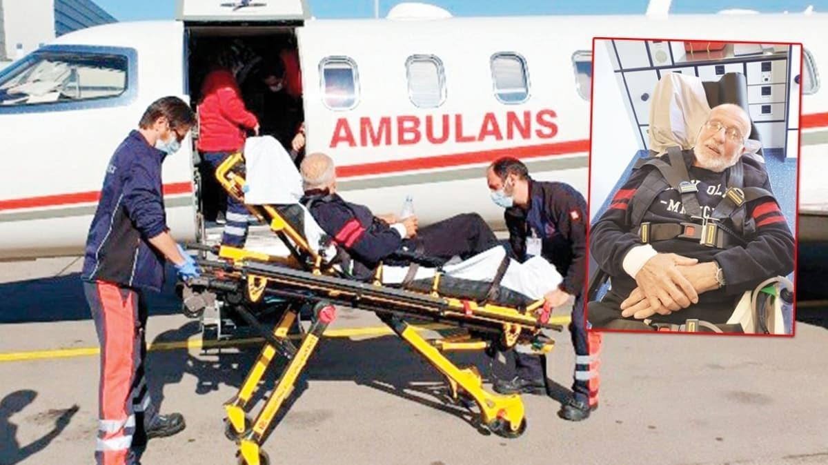 İsviçre'deki Türk hasta için seferberlik