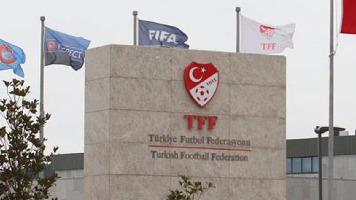 """TFF, """"Futbola Dönüş Protokolü""""nü güncelledi"""