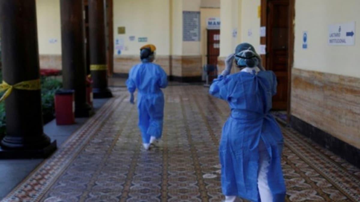 Meksika'da koronavirüs nedeniyle 501 kişi hayatını kaybetti