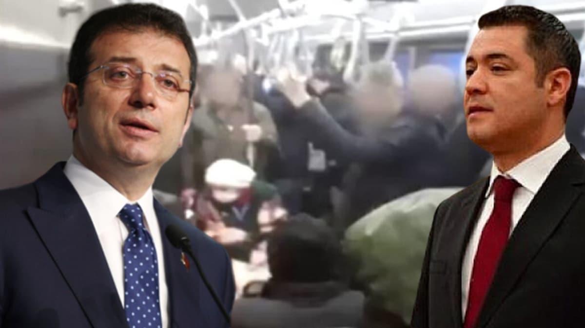 Ekrem İmamoğlu 'görüntüleri izledim' demişti... İBB Sözcüsü Murat Ongun'dan canlı yayında Fazilet Durağı itirafı