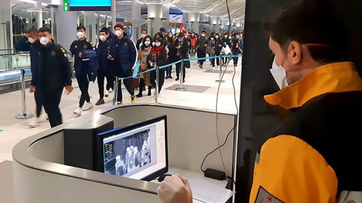 Havalimanlarında yeni koronavirüs tedbirleri! İşte alınan kararlar