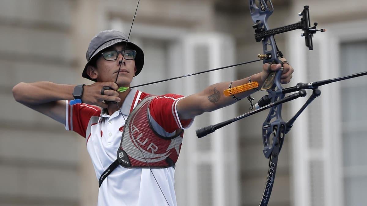 Mete Gazoz: Altın madalya için bir sene daha bekleyeceğim
