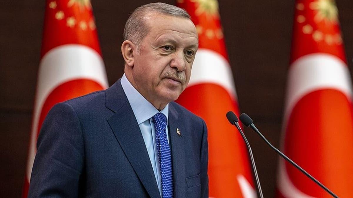 Başkan Erdoğan'dan 'demokratik ve ekonomik gelişim' paylaşımı