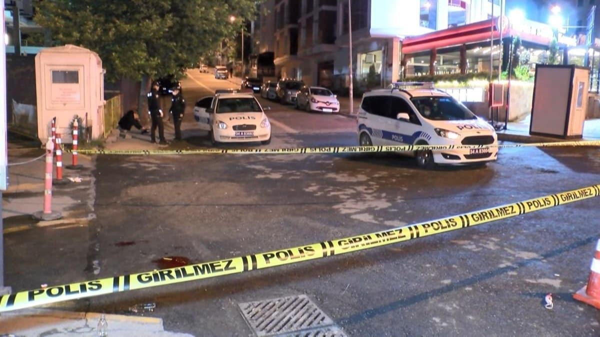 Esenyurt'ta silahlı kavga; 2 yaralı