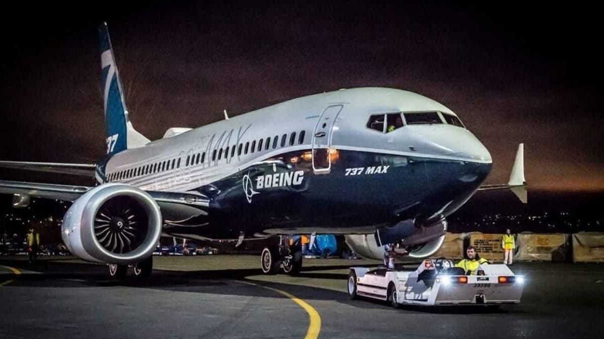 Trajik kazalarla gündeme gelmişti! Boeing 737 MAX üretimine tekrar başladığını açıkladı