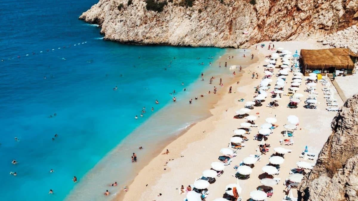Yabancı turist tatilini iptal etmedi, erteledi