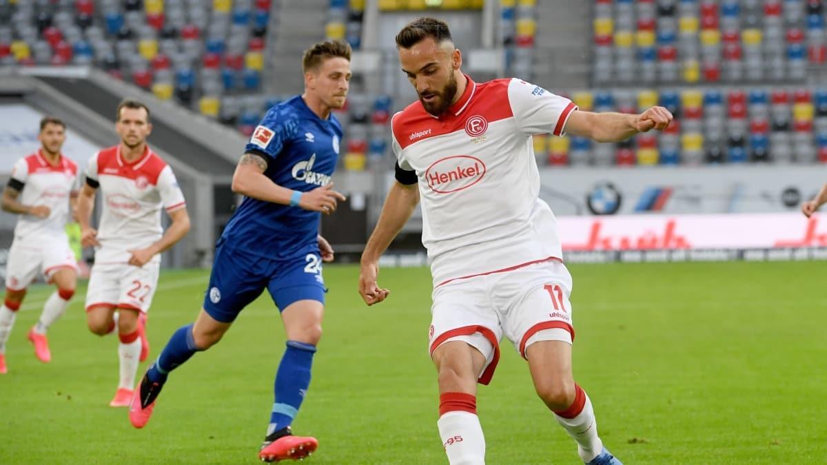 Schalke'nin mağlubiyet serisi devam ediyor