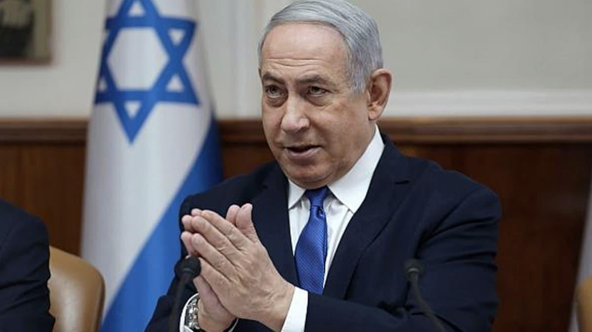 İsrail Başbakanı Netanyahu işgal ettiği topraklardaki Filistinlilere vatandaşlık vermeyecek