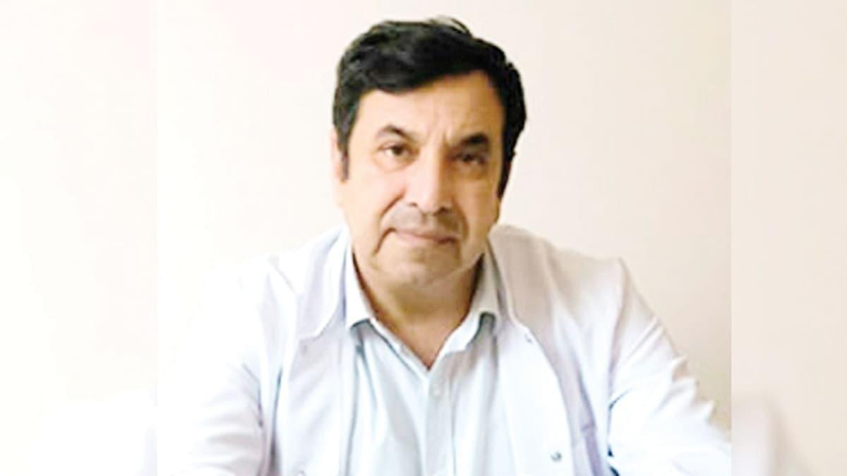 Genel Cerrahi Uzmanı Dr. Salih Cenap Çevli koronavirüse yenildi
