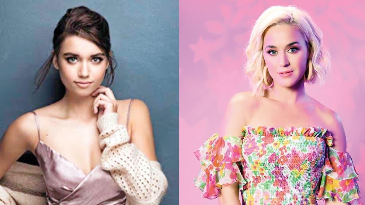 Dünyaca ünlü yıldız Katy Perry'den Afra Saraçoğlu'na beğeni!