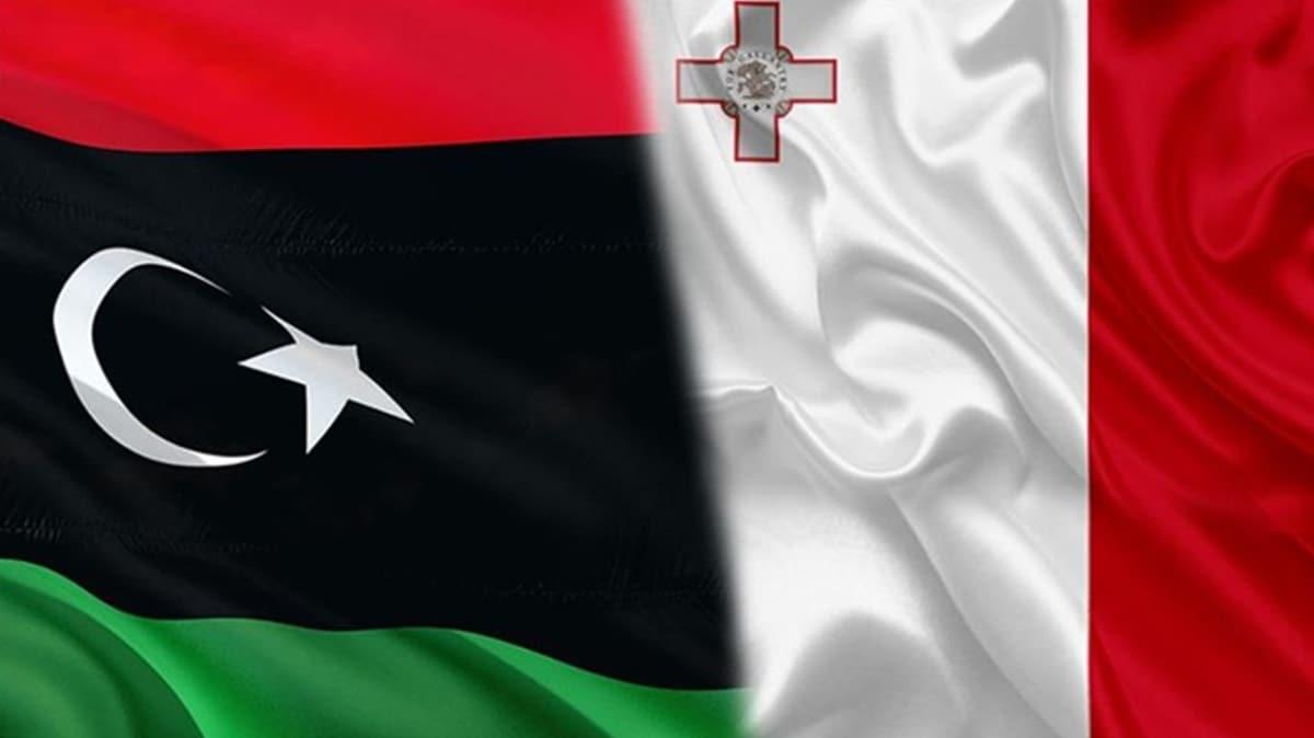 Libya ile Malta düzensiz göçle mücadele alanında iş birliği mutabakat zaptı imzaladı