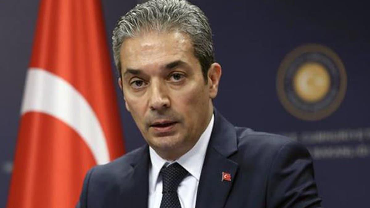 Türkiye'den Yunanistan'a çok sert tepki: Utanç verici
