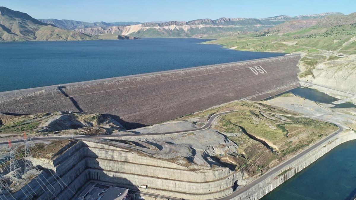 Ilısu barajı bölge halkına turizm ve tarım alanında can suyu oldu