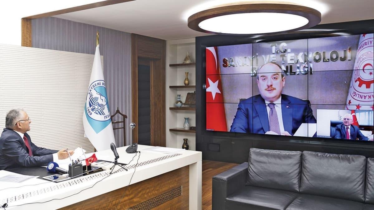Bakan Mustafa Varank: Ekonomide pozitif sinyaller alıyoruz