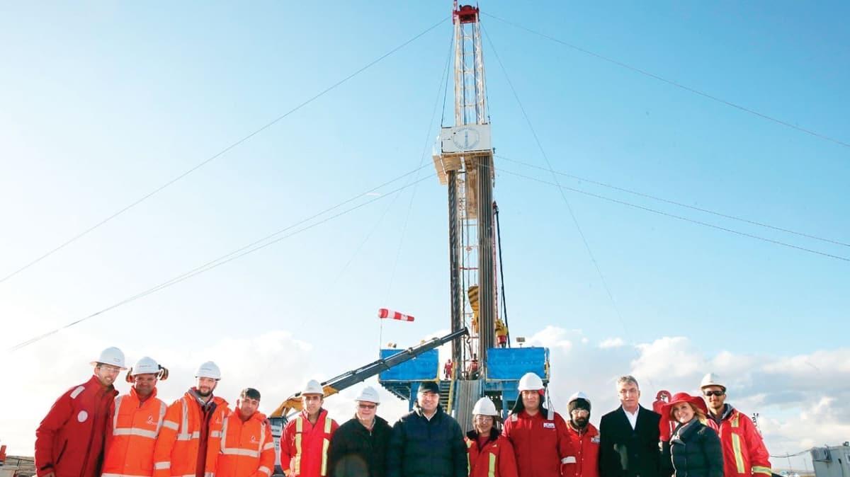 Tuz Gölü'ne gaz deposu salgına rağmen tam gaz