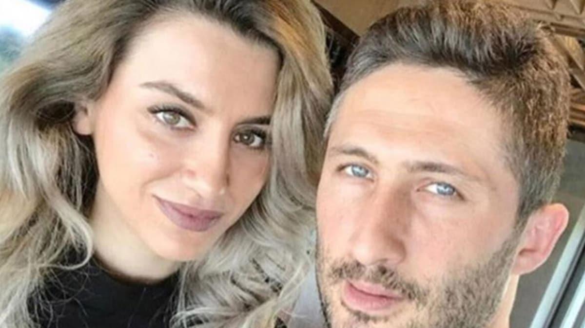 Sabri Sarıoğlu hamile eşi Yağmur Sarıoğlu ile teftişte