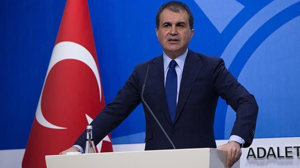 Ömer Çelik'ten CHP Sözcüsü Öztrak'ın '20 Temmuz sivil darbesi' sözlerine sert tepki: Darbecilere mazeret üretiyor