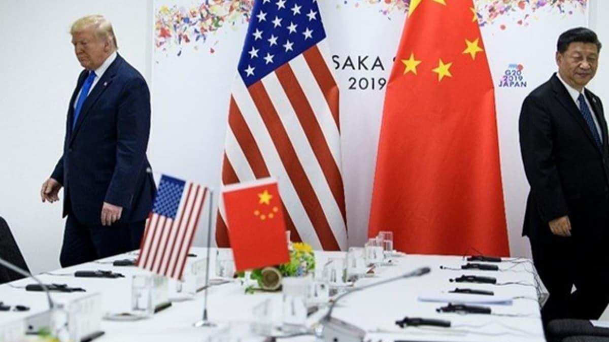 Çin, ABD'nin arabuluculuk teklifini reddetti