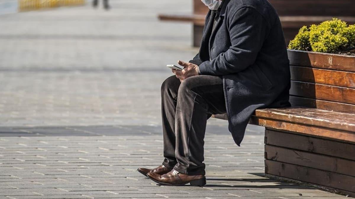 Bakanlıktan 18 yaş altı ve 65 yaş üzeri kişiler için sokağa çıkma yasağı genelgesi