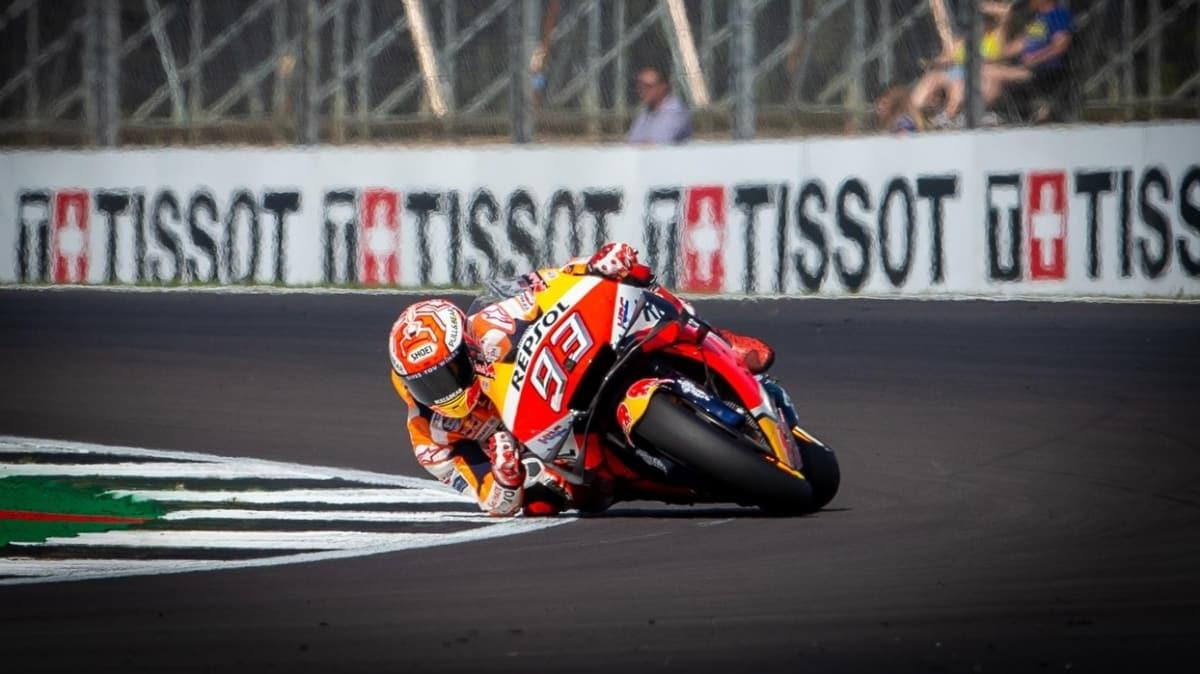 MotoGP'nin 2 ayağı daha iptal edildi