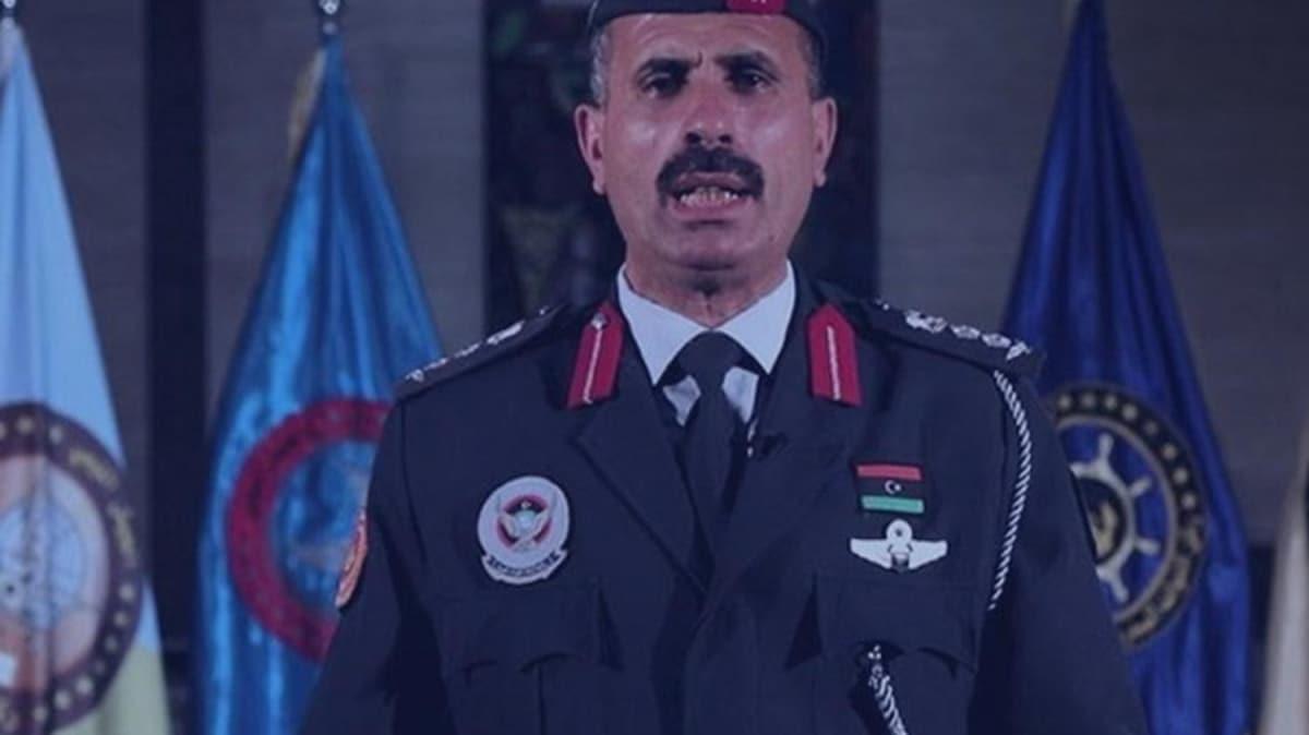 Libya'dan son dakika Hafter açıklaması: Darbeci Hafter milisleri Mitiga Havaalanı'ndan uzaklaştırıldı