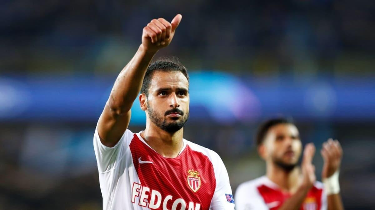 Monaco'dan Beşiktaş'a Nacer Chadli önerisi: 2 milyon Euro'ya size verelim