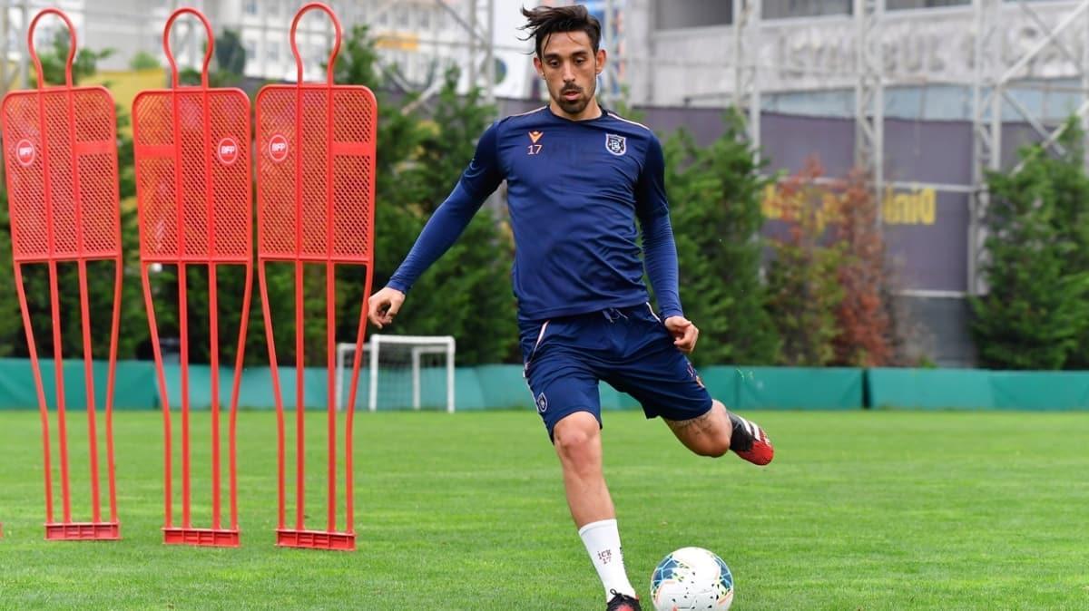 Başakşehir'de Alanyaspor maçı hazırlıkları sürüyor