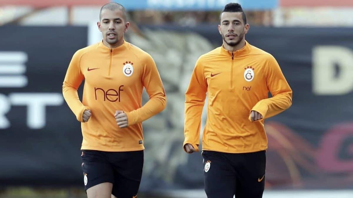 Galatasaray, Younes Belhanda'yı Al Hilal'e satıyor