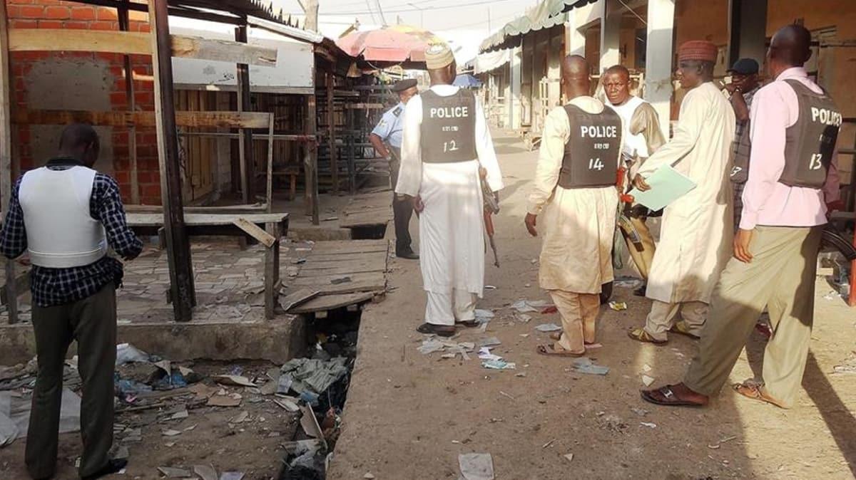 Nijerya'da silahlı saldırılarda çok sayıda kişi hayatını kaybetti