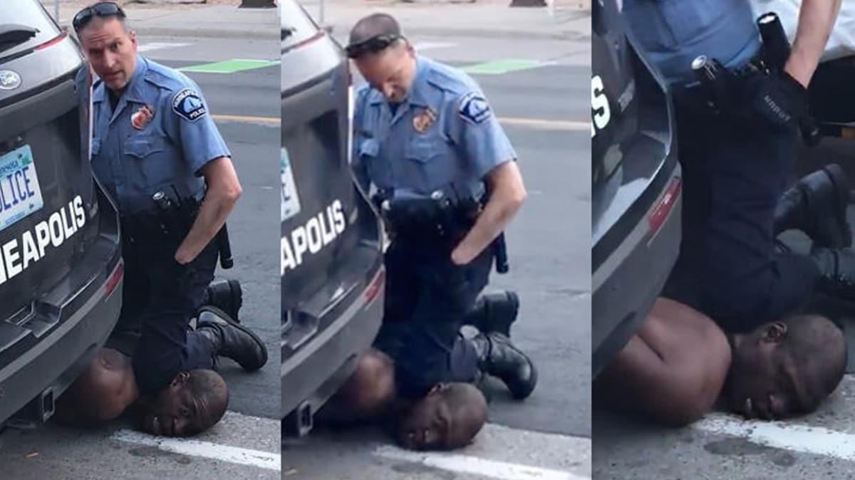 George Floyd'u öldüren polisin geçmişi ortaya çıktı