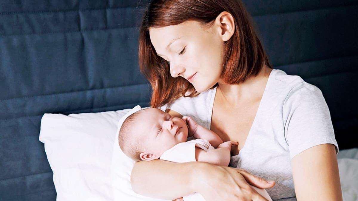 Emziren anneler sağlıklı beslenmeli