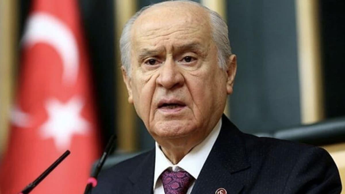 MHP Lideri Bahçeli'den 'fetih' mesajı