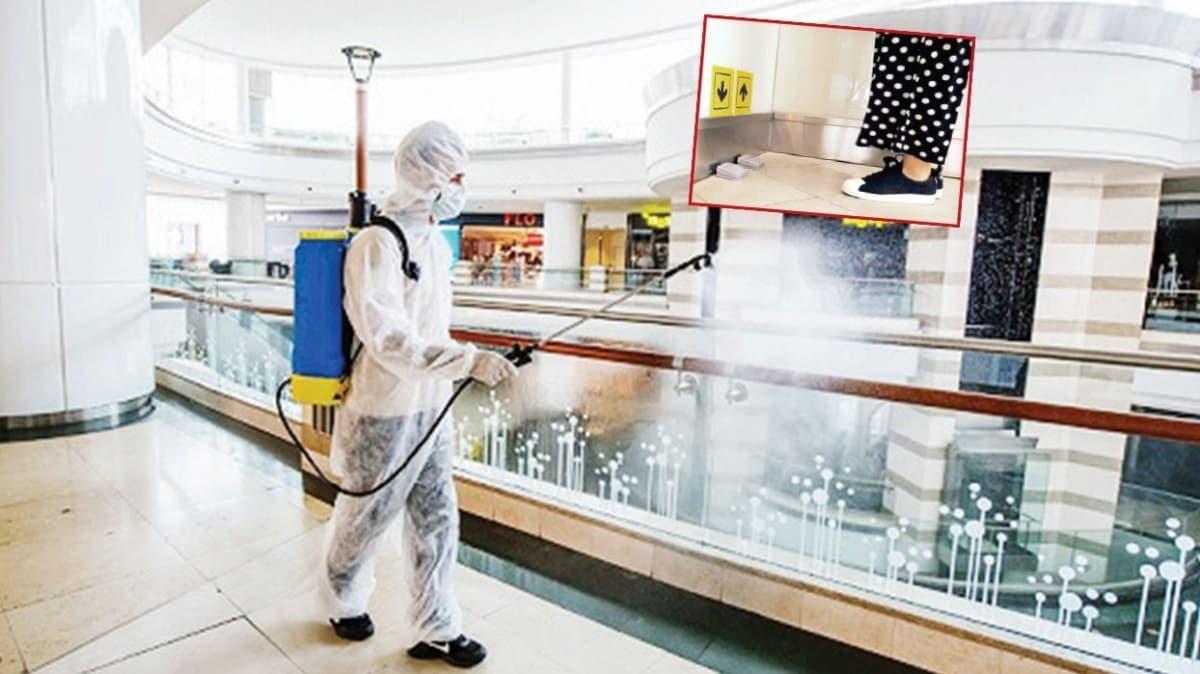 AVM'nin havası NASA sistemi ile temizlenecek