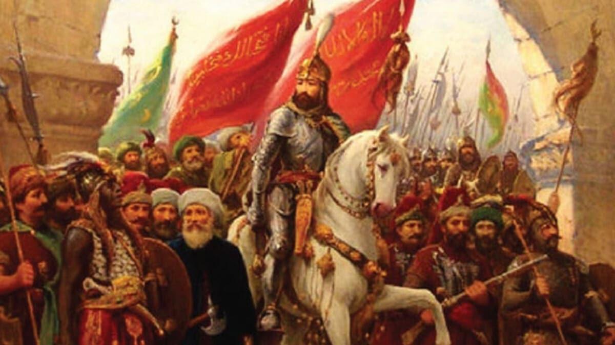 """Fatih Sultan Mehmet babası ve oğulları kimler"""""""
