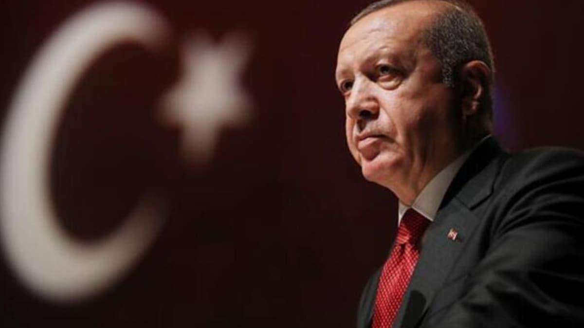 Başkan Erdoğan, İdlib şehidi Tatar'ın ailesine başsağlığı mesajı gönderdi