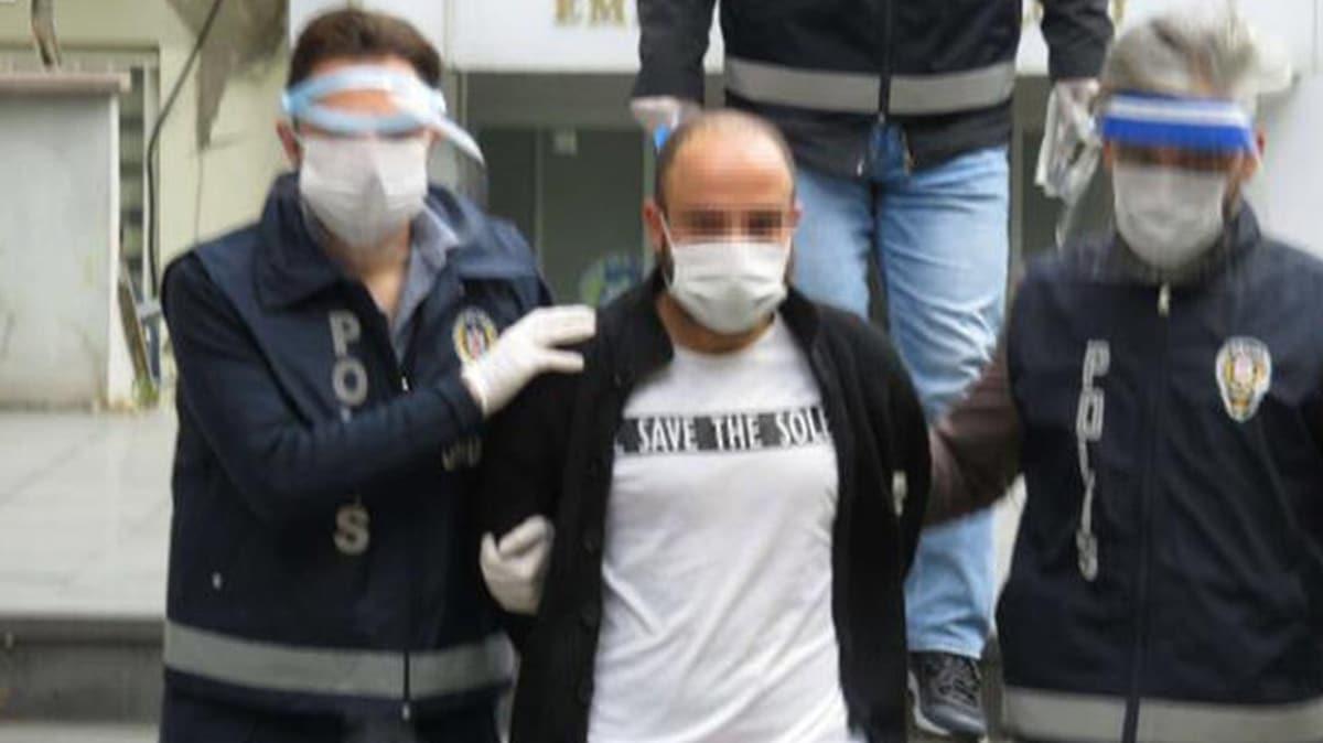 İstanbul'daki kilise hacını söken şüpheli hakkında tutuklama kararı