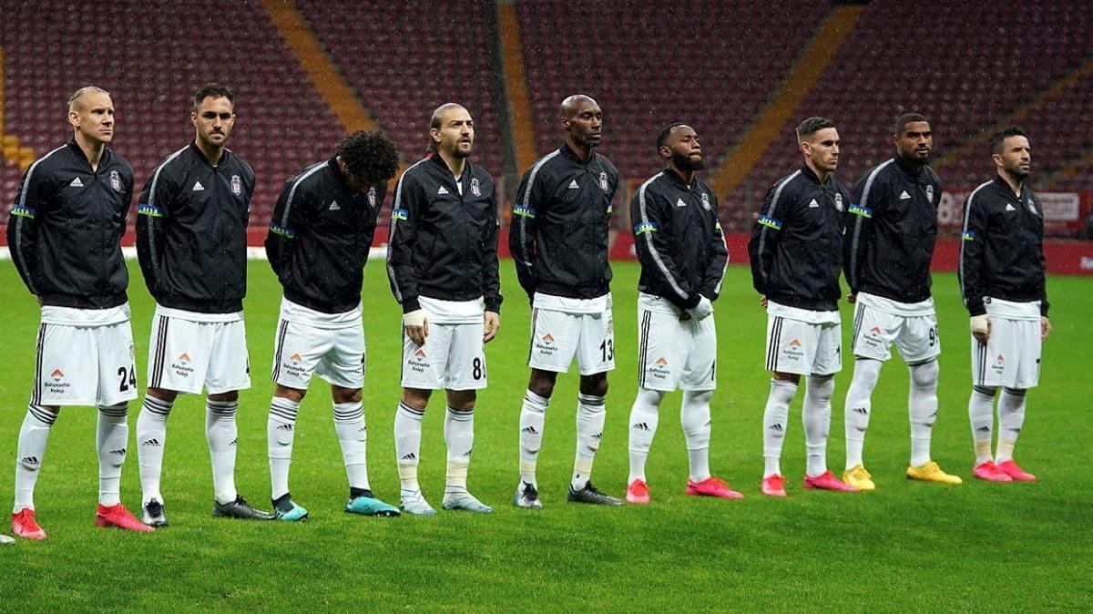 Beşiktaş; Gökhan Gönül, Caner Erkin ve Atiba'ya teklifini iletti