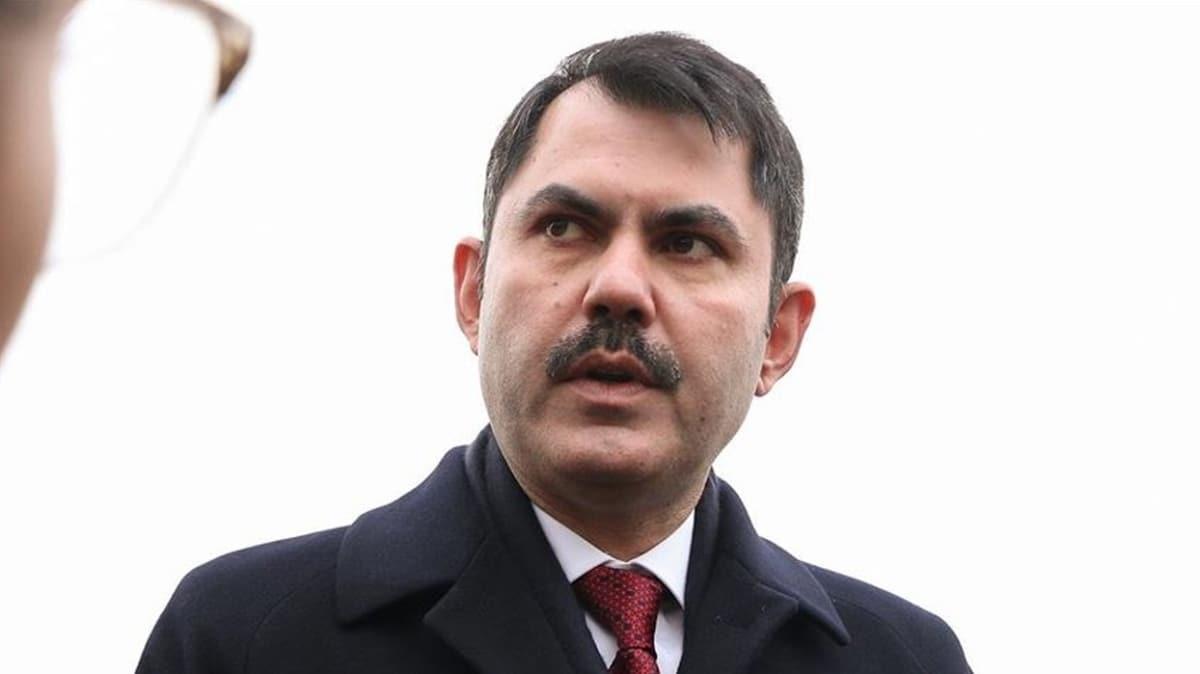 Bakan Kurum'dan şehit polis memuru için başsağlığı mesajı